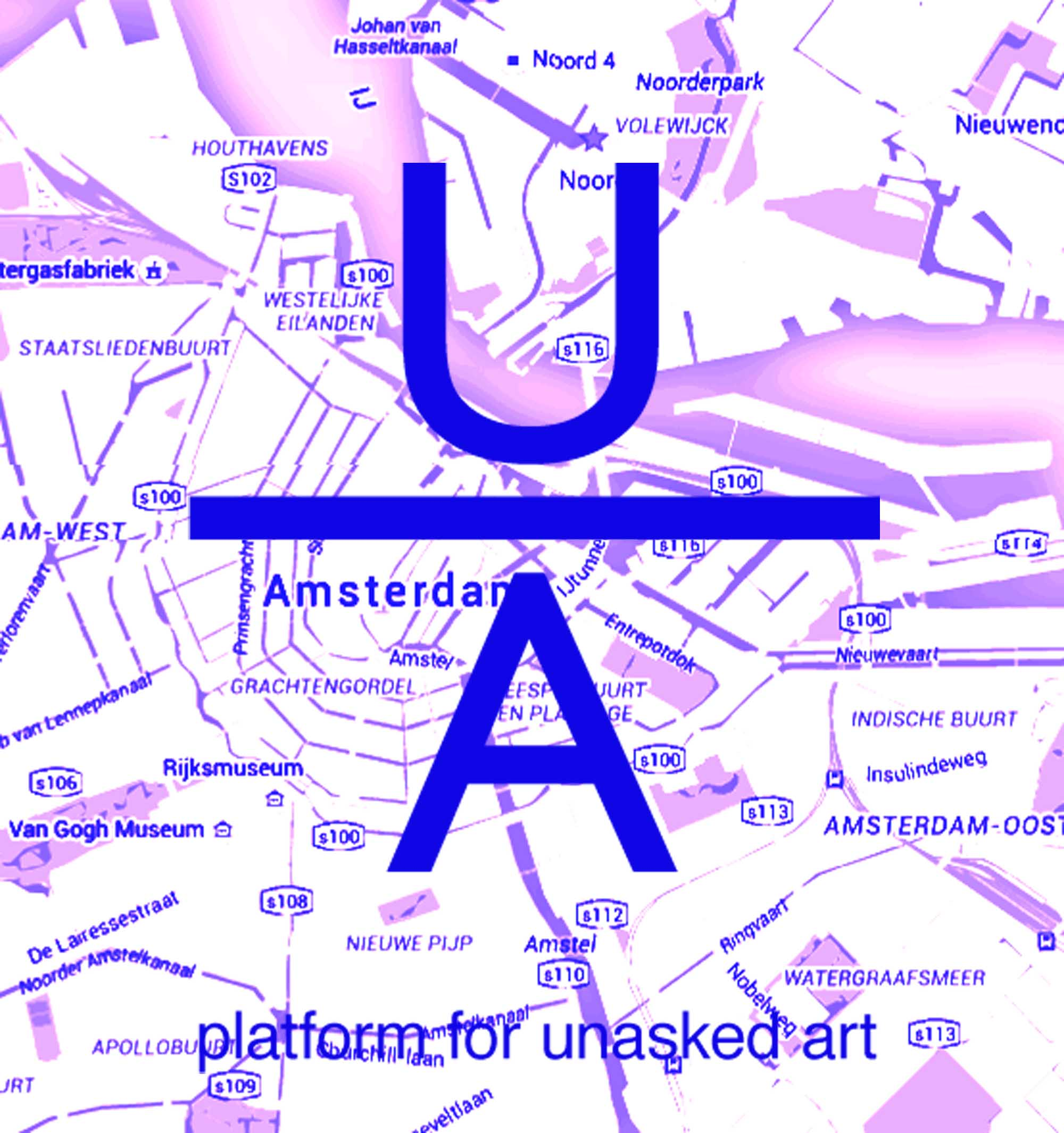 Platform for Unasked Art