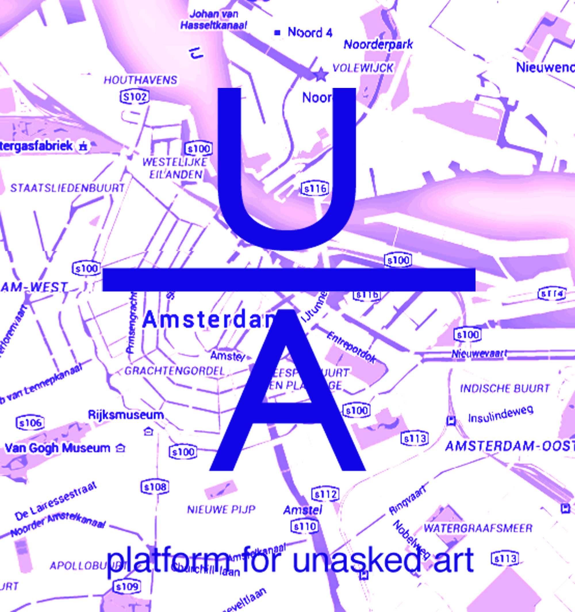 Platform for Unasked Art